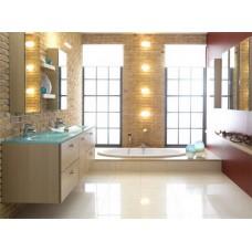 Комплект для ванной светлый