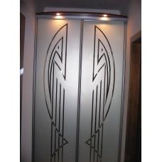 Шкаф-купе ворота
