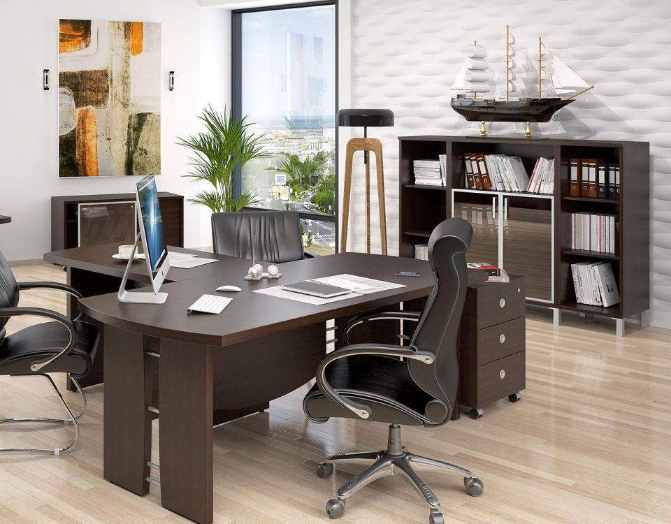Офисный комплект модерн