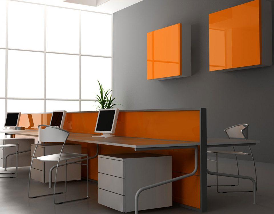 Офисный комплект хай-тек